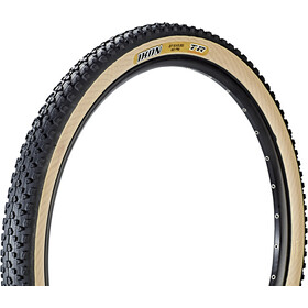 "Maxxis Ikon Skinwall Pneu pliable 27.5x2.20"" EXO TR, black/light brown"